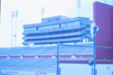 University Stadium - stadium seating and press boxes