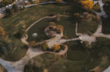 Duck Pond - aerial view