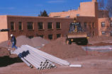 Dormitory - Redondo Village - construction - pipes
