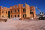 Dormitory - Redondo Village - construction - crane
