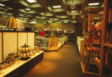 Bookstore - inner-campus location - interior - jewelry counter