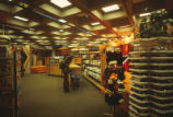 Bookstore - inner-campus location - interior - apparel