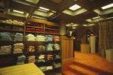 Bookstore - inner-campus location - interior - fitting booth