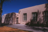 Bandelier Hall East - west side of building