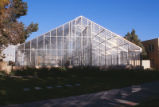 Castetter Hall - greenhouse