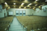 Anthropology - interior - lecture hall