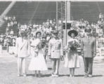 Air Force ROTC - Color Girl Ceremony - May 1952