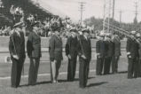 Joint Air Force and Navy parade 1951-52