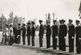 Air Force ROTC - presentation of awards 1949-50