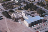 Library - Zimmerman - exterior - aerial view