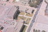 Geology - Northrop Hall - aerial view