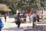 Cornell Mall - vendors' booths