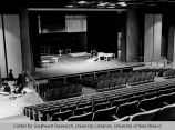 Fine Arts Center - Rodey Theatre - interior