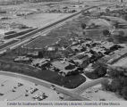 Children's Psychiatric Hospital - aerial view