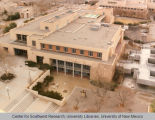 Student Union Building - aerial view