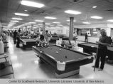 Student Union Building - interior - pool hall