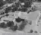 Library - Zimmerman - aerial view