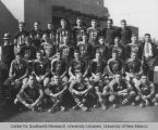 Athletics - UNM Lobos Football team in 1930