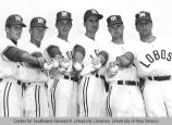 Athletics - UNM Lobos Baseball Team - pitchers