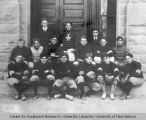 Athletics - UNM Lobos Men's Basketball - 1903 team