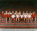 Athletics - UNM Lobos Women's Basketball - 2001 team