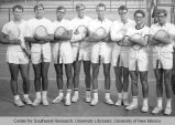 Athletics - UNM Lobos Men's Tennis Team