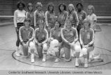 Athletics - UNM Lobos Women's Volleyball - 1983 team