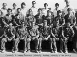 Athletics - UNM Lobos Wrestling - 1986 team