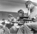 Student Publications - classroom scene, 1968