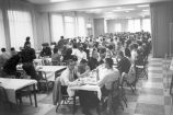 Student Publications - dormitories - dining room
