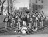 Student Publications - Marching Band, 1933