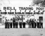 Native American Silversmiths at the Bell Trading Post