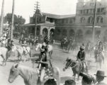 Montezuma Ball Parade, Albuquerque
