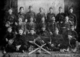 Old Town Tigers baseball team, Old Town, Albuquerque