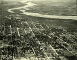 Aerial view of Albuquerque