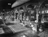Fred Harvey's Indian Curio Room at the Alvardo Hotel, Albuquerque