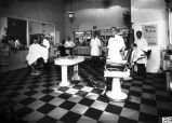 Bernie's Barber Shop, 105 North Fourth Street