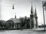Immaculate Conception Catholic Church, Sixth  Street and Copper Avenue