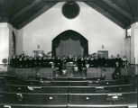 Church choir, Albuquerque