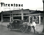 Firestone Service Station, 701-705 West Central Avenue , Albuquerque