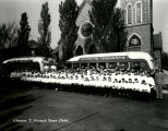 The First Methodist Church boys choir, Albuquerque
