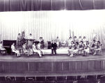 Albuquerque Indian School women's orchestra