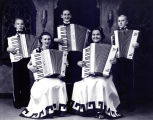 Accordion players, Albuquerque