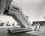 Albuquerque Municipal Airport, Native- American women and stewdaresses