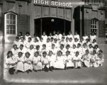 Albuquerque High School female students