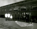 Railway conductors and staff, Albuquerque