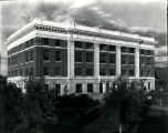 Bernalillo County Courthouse on Tijeras Avenue