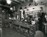 Fred Harvey Indian Room at the Alvarado Hotel, Albuquerque
