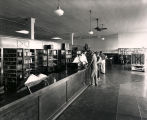 R.L. Harrison Company sales counter, Albuquerque