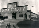 Gibson- Faw Lumber Company, 402 North First Street, Albuquerque